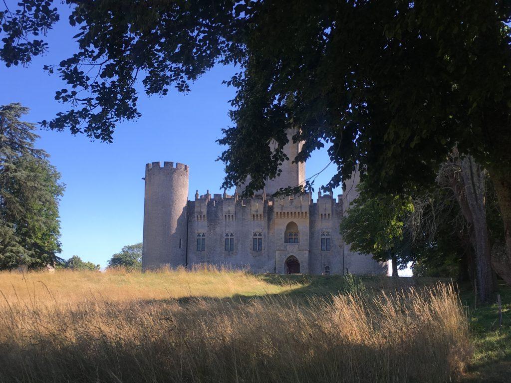 chateau médiéval de Roquetaillade