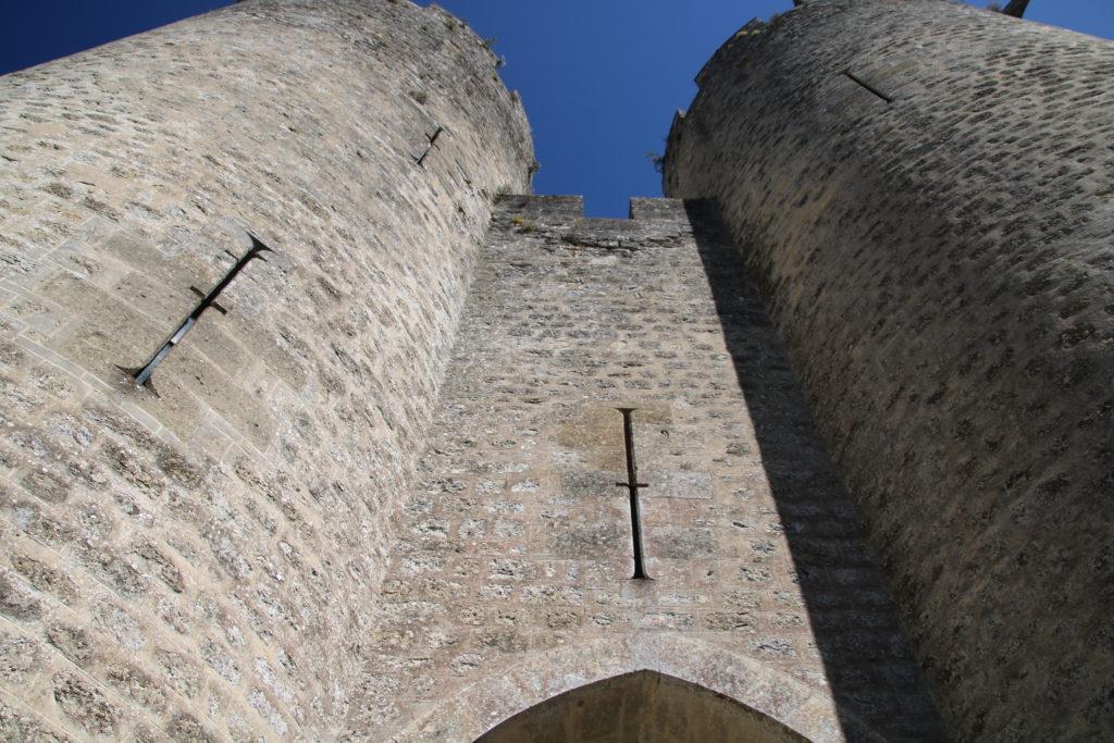deux tours de chateau