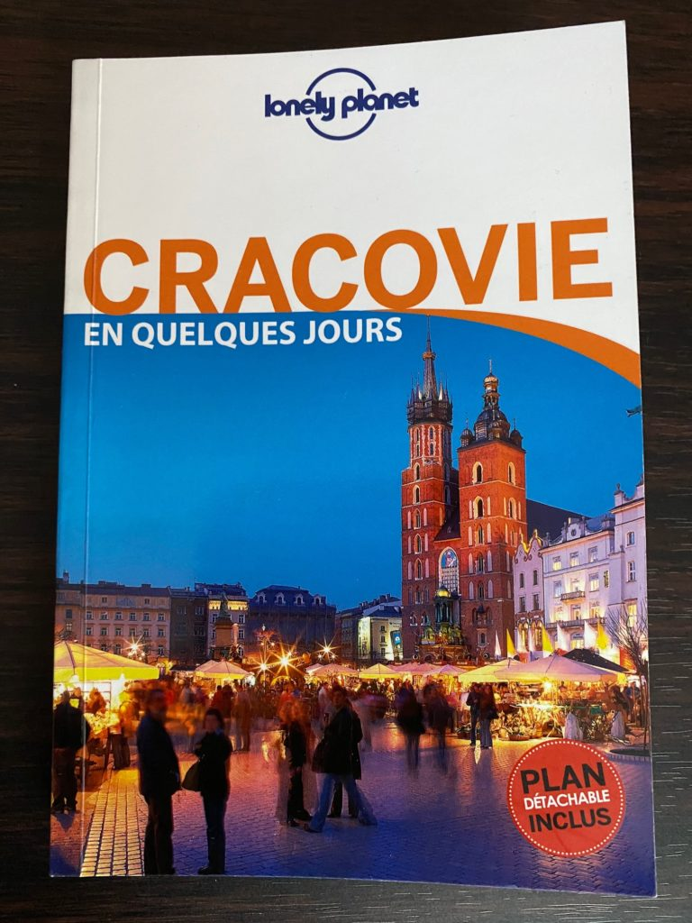 guide lonely planet cracovie destination 2020