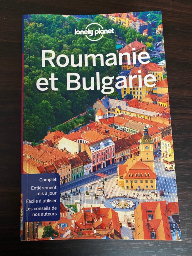 guide lonely planet roumanie et bulgarie