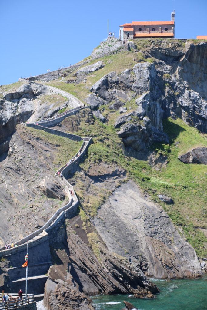 esapgne, 2019, escaliers, marches, monastere, rétrospective